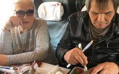 Алибасов и Федосеева-Шукшина купили дом и отправились в Финляндию