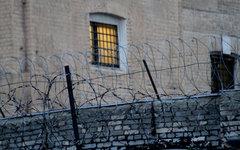 Окно тюремной камеры