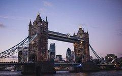 Лондон. Тауэрский Мост