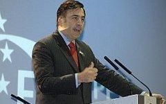 Михаил Саакашвили. Фото с сайта flickr.com