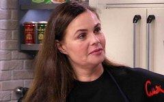 Екатерина Андреева. Стоп-кадр с Первого канала