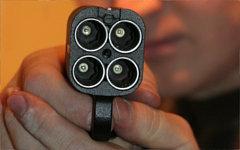 Травматический пистолет «Оса» © KM.RU