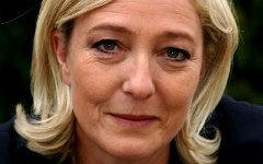 Марин Ле Пен. Фото с сайта wikipedia.org