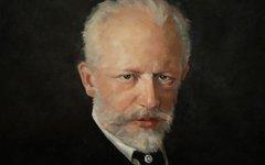 Портрет Петра Чайковского