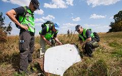 Место крушения Boeing MH17. Фото с сайта wikipedia.org