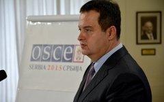 Ивица Дачич. Фото с сайта mfa.gov.rs