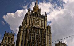 Здание МИД РФ © KM.RU, Вадим Черноусов