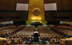 Зал Генеральной Ассамблеи. Фото Eborutta с сайта wikimedia.org