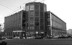 Здание Центрального телеграфа. Фото NVO с сайта wikimedia.org