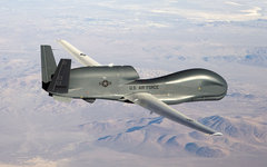 RQ-4B. Фото с сайта wikipedi.org