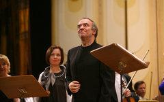 Валерий Гергиев. Фото с сайта valery-gergiev.ru