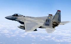 F-15. Фото с сайта wikipedia.org