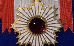 Ордена Восходящего солнца. Фото с сайта wikipedia.org