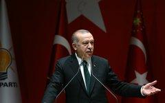 Реджеп Тайип Эрдоган. Фото с офстраницы в Facebook