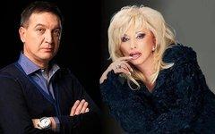 Игорь Капуста и Ирина Аллегрова. Фото с сайта uazmi.net