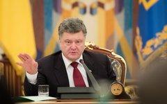 Петр Порошенко. Фото с сайта wikipedia.org