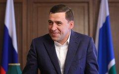 Губернатор Свердловской области Евгений Куйвашев. Фото с сайта wikimedia.org
