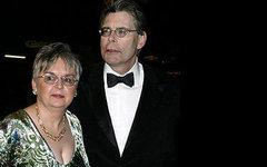 Стивен Кинг с женой Табитой. Фото с сайта kinopoisk.ru
