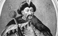 Богдан Хмельницкий. Изображение с сайта wikipedia.org