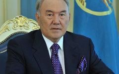 Нурсултан Назарбаев Фото с сайта wikipedia.org