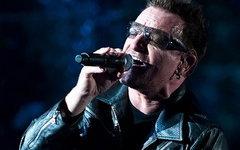 U2. Фото Константин Мошков