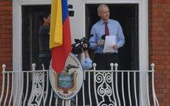 Джулиан Ассанж. Фото с сайта wikipedia.org