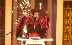 Нетта Барзилай. Фото Andres Putting с сайта eurovision.tv