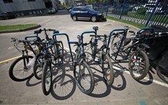 Велостоянка © KM.RU, Алексей Белкин