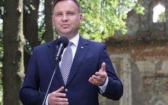 Анджей Дуда. Фото Игоря Смирнова с сайта prezydent.pl