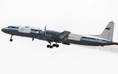Ил-22ПП Фото: Юрий Степанов с сайта airwar.ru