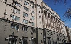 Дом звукозаписи. Фото с сайта wikipedia.ru