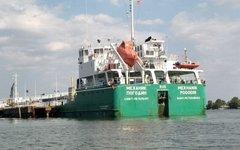 танкер «Механик Погодин»