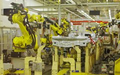 Днище автомобиля вскоре соединится с боковыми панелями