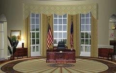 Овальный кабинет Белого дома США