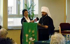 Митрополит Иларион открыл Рождественский фестиваль в Москве