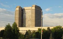 Здание онкоцентра имени Блохина