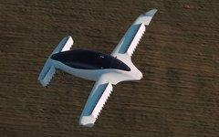Опубликовано видео летных испытаний электрического воздушного такси