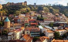 Тбилиси. Фото с сайта pixabay.com