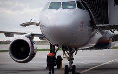 Пилот самолета из Москвы умер после экстренной посадки в аэропорту Ростова