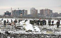 МАК назвал причину крушения Boeing в Ростове-на-Дону в 2016 году