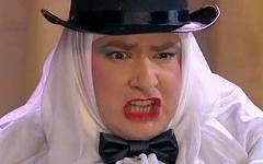 Верка Сердючка покинула украинское телешоу с плачем и скандалом