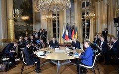 Встреча в «нормандском формате»