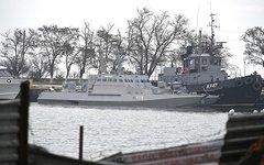 Корабли Украины