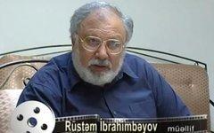 Рустам Ибрагимбеков отмечает юбилей