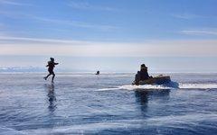 Режиссер «Горько» начал съемки второго «Льда» на Байкале