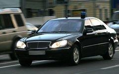 Автомобиль чиновника