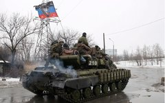 Танкистка ДНР перешла на сторону украинских силовиков