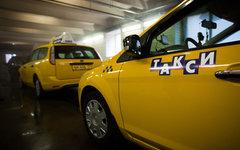 В московском таксомоторном парке