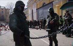 Взрыв в петербургской военной академии
