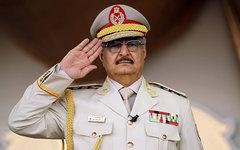 Халиф Хафтар. Фото с сайта globallookpress.com